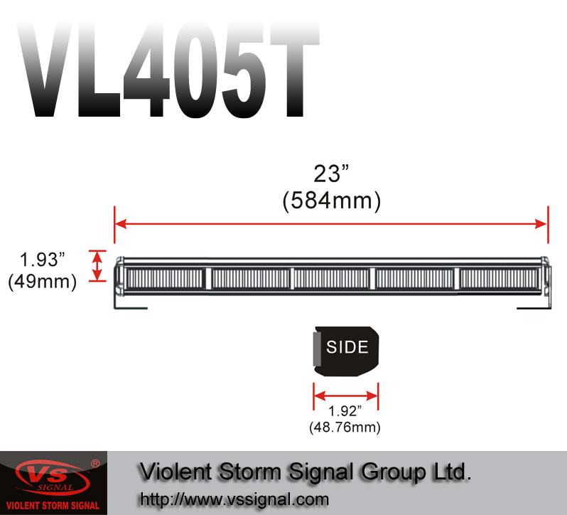 vl405t-spec